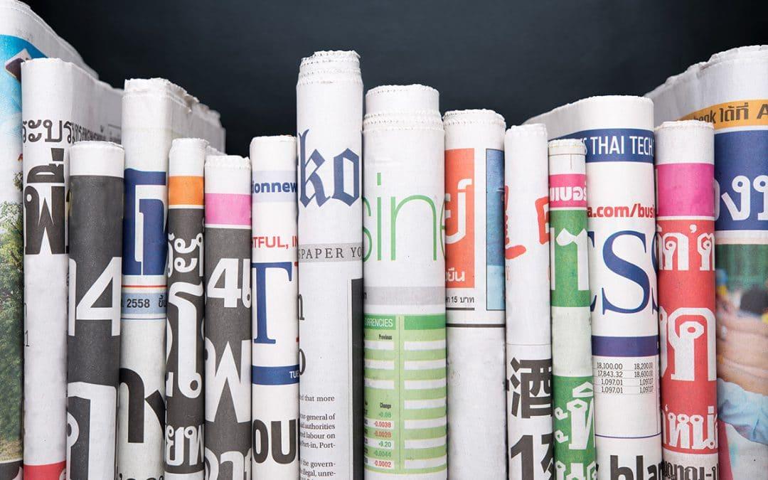 Comment développer ses relations avec la presse internationale ?